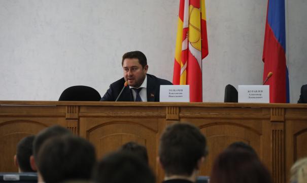 Толкачев написал заявление о приостановкке членства в Единой России