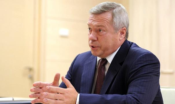 Голубев поручил Минздраву предоставить отчет о выплатах медицинским работникам
