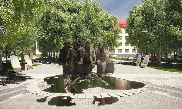 Скульптурная композиция объединит образы пяти легендарных нефтяников-первопроходцев