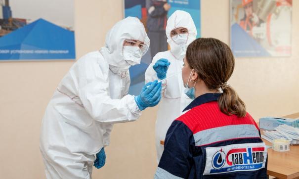 В числе лучших практик борьбы с коронавирусом в Югре отметили программу «Мегионнефтегаза»