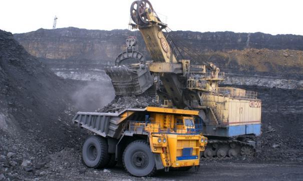 Добыча угля