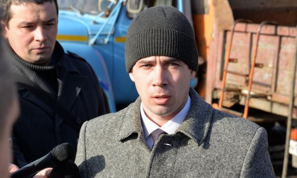Вадим Лютиков ушел с должности директора Департамента развития городского хозяйства