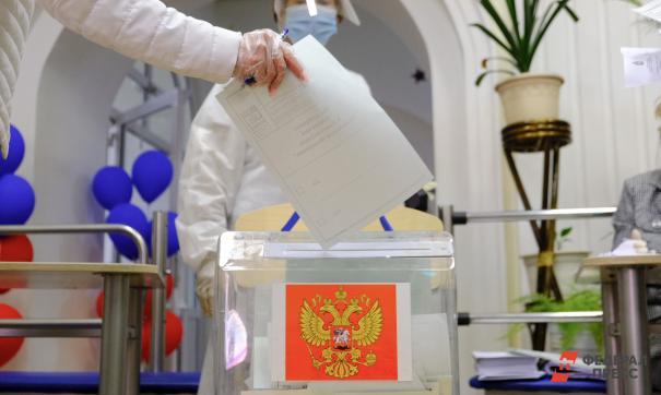 В республике уже проголосовало почти 60 % избирателей
