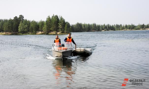 На Ямале утонули два рыбака из Нового Уренгоя