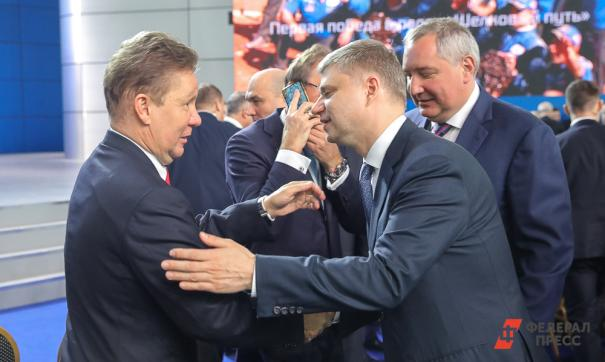 «Газпром» прирастает запасами на Ямале