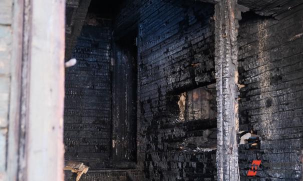 Пожар в Удмуртии унес жизни четырех человек