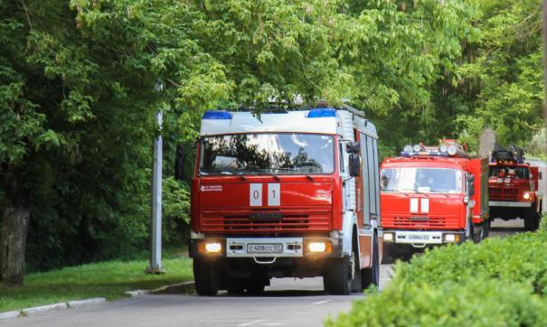 Двое детей погибли в результате пожара в Кабардино-Балкарии