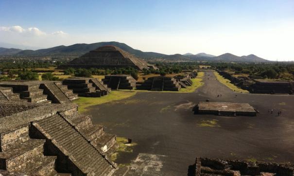 Ученые объяснили происхождение древних пирамид в Мексике