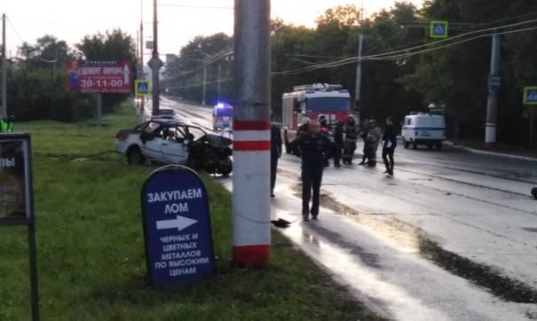 Пять человек погибли в ДТП в Саранске