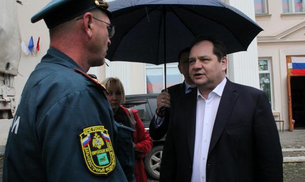 В ЕАО на ликвидацию последствий града выделят почти 55 миллионов рублей