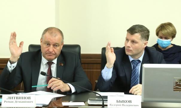 КПРФ уже представила Быкова как своего кандидата
