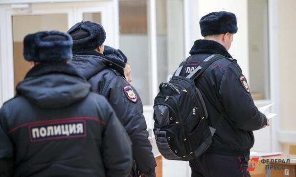 В Екатеринбурге прошлой ночью прошла спецоперация по задержанию мужчины