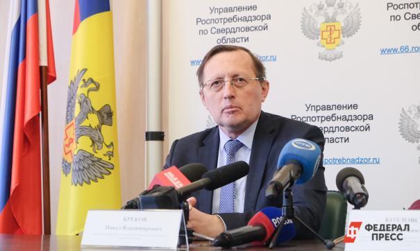В Свердловской области количество обследований на COVID-19 будет расти