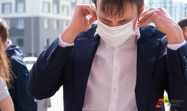 В правительстве Кузбасса выявили один случай заражения коронавирусом