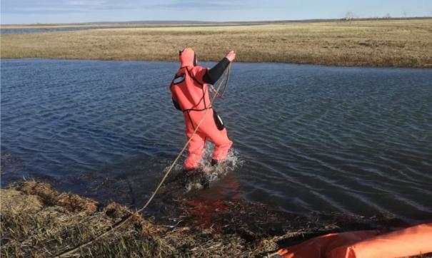 В озере Пясино обнаружили топливо