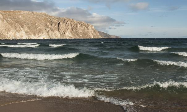 Озеро и его природа диктуют свои условия