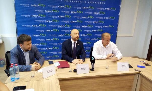 Михаил Щапов ответил на вопросы журналистов