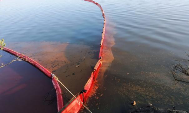 В Норильске уже собрано более 700 тонн нефтепродуктов