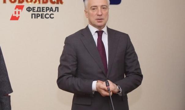 Ранее Мазур занимал должность вице-губернатора Калуги