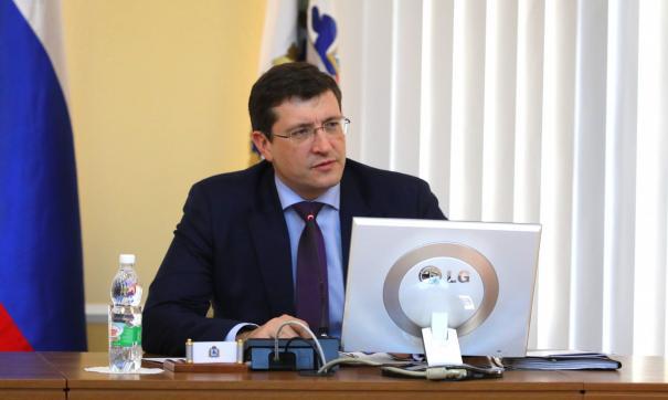 Глеб Никитин пояснил ситуацию с нарушением карантина в Дивеево