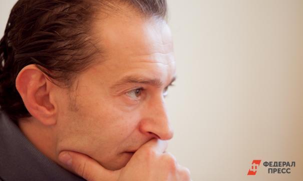 Хабенский пожаловался на подрядчика в Следственный комитет
