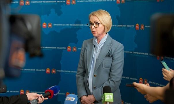 Вице-губернатор Ирина Гехт отвечает за социальный блок