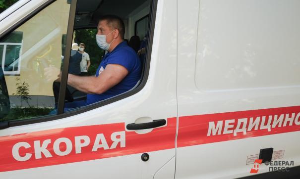 Главу района Виктора Лукьянова увезли в больницу
