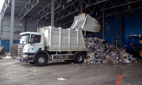 Количество мусора в период субботников возрастает многократно