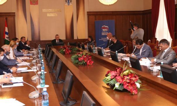 Глава региона отметил высокую активность жителей региона на предварительном голосовании