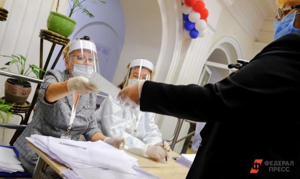 Всего в Мордовии 618 000 избирателей