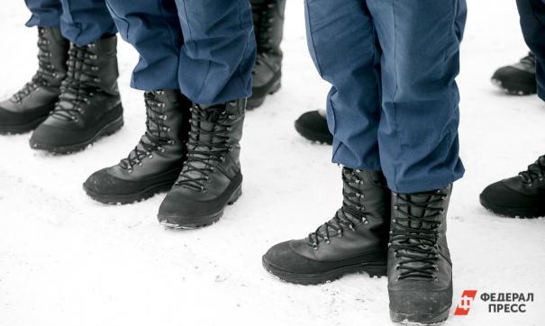 Боец служит служит в 409 батальоне 73 бригады из Тобрука
