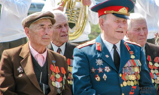 На параде Победы ветеранам разрешат сидеть без масок