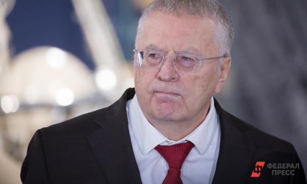 Жириновский предложил увеличить налоги для богатых