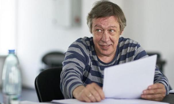 В анализах крови Михаила Ефремова обнаружили наркотики