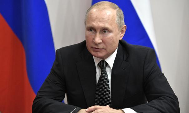Путин призвал уважать решение крымчан