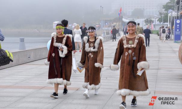 Российские эскимосы хотят называться инуитами