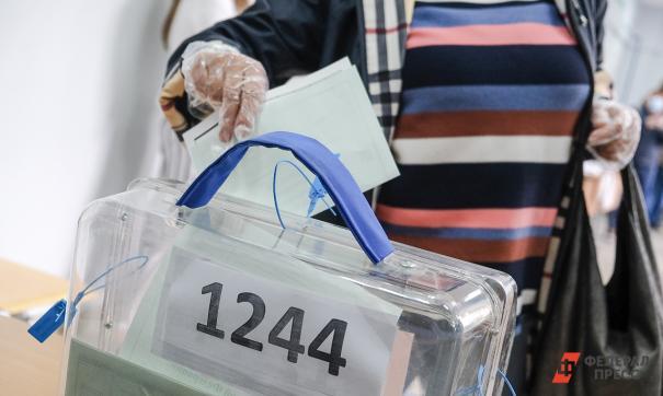 Продолжается голосование по поправкам к Конституции