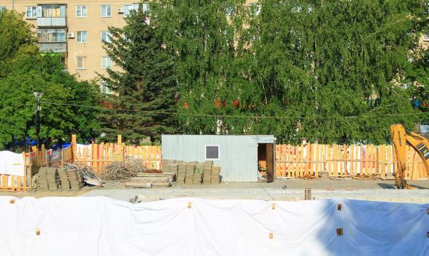Построившей фонтан фирме выписали штраф