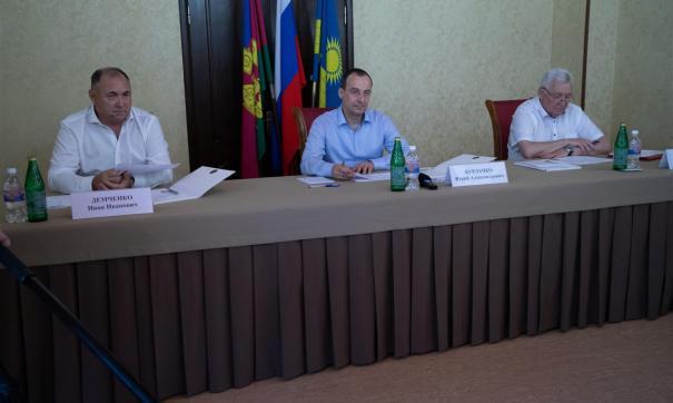 Юрий Бурлачко и Иван Демченко