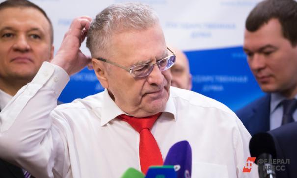 Эксперт размышляет, реализуем ли в принципе проект «ЛДПР после Жириновского»