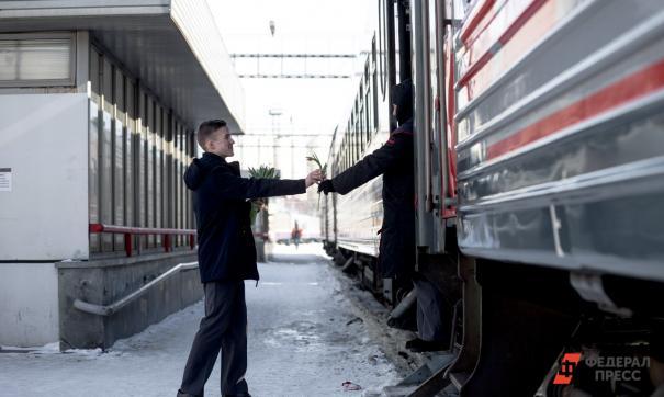 Из столицы и Санкт-Петербурга вновь начали курсировать поезда до Калининграда