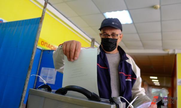 В разных УИК Москвы заметили мужчину, требующего дать ему возможность проголосовать