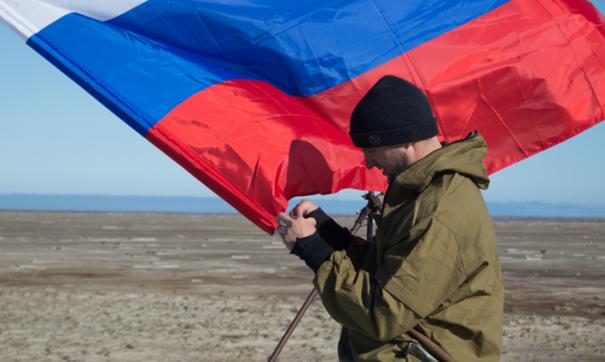 18 добровольцев займутся уборкой мусора на острове Вилькицкого