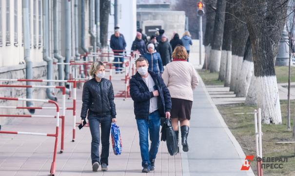 В Зауралье уже который день снижается количество инфицированных COVID-19