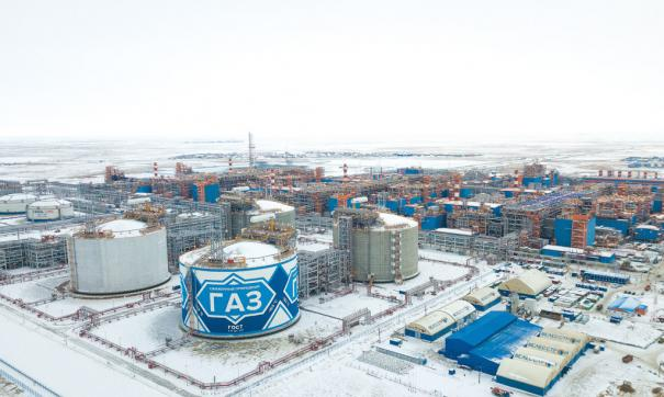 Четвертую линию завода «Ямал СПГ» введут в четвертом квартале года
