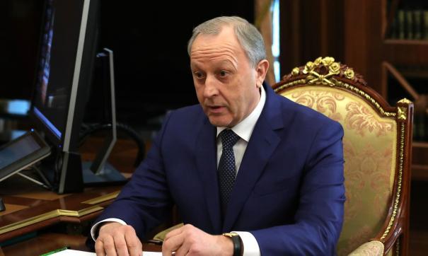 Валерий Радаев отчитался о работе правительства за прошлый год