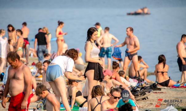 В Кургане городские пляжи непригодны для купания