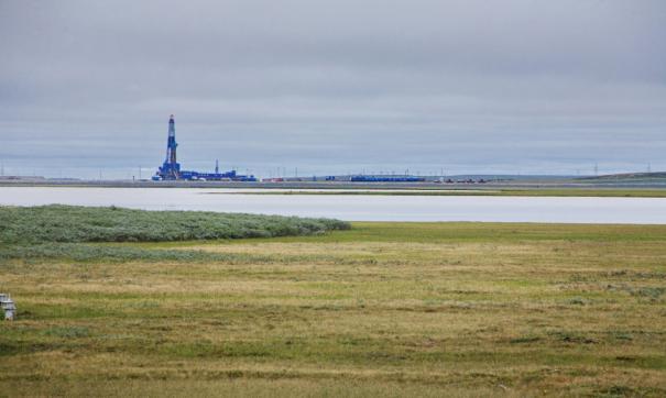 Нефть с Новопортовского месторождения впервые доставили в Китай