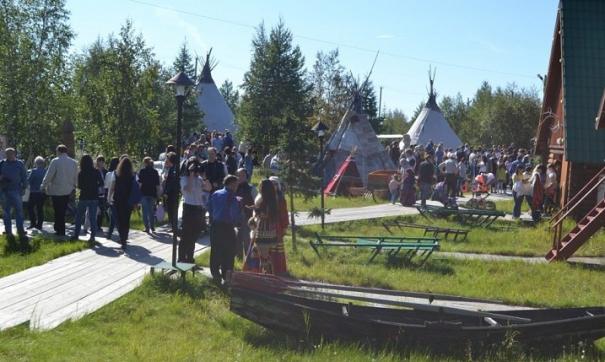 На Ямале реконструируют природно-этнографический комплекс