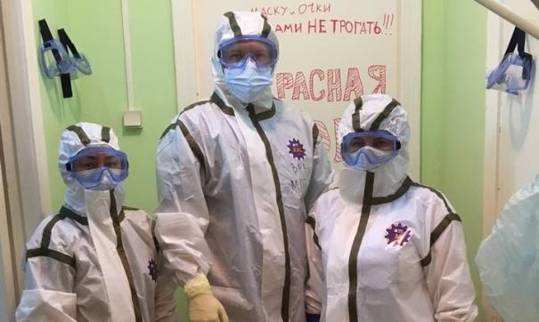 В Пуровском районе увеличивают количество мест для больных коронавирусом